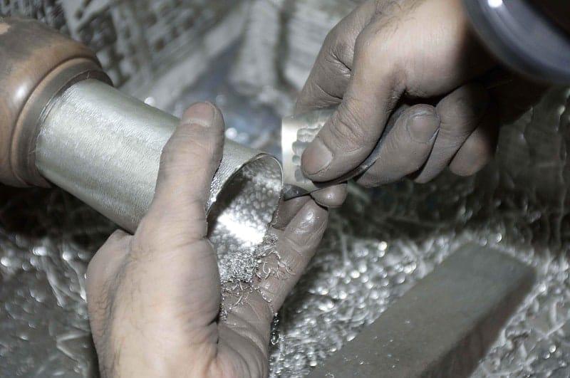 錫は金属として柔らかい