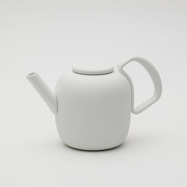 【有田焼】2016/ レオン ランスマイヤー コーヒーポット (ホワイト)