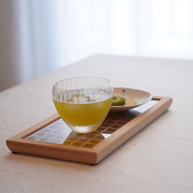 【組子】大湊文吉商店 和膳 麻の葉