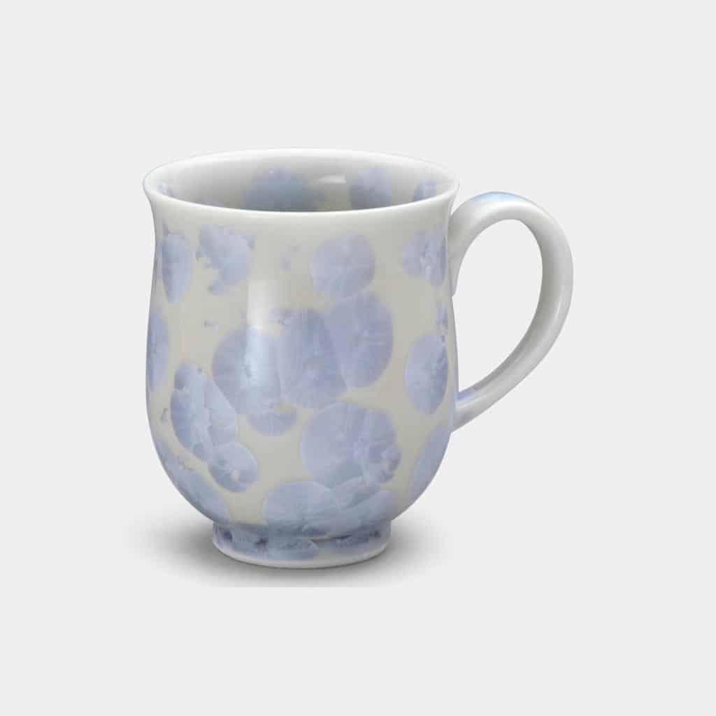 花びらのように美しい陶器「花結晶」
