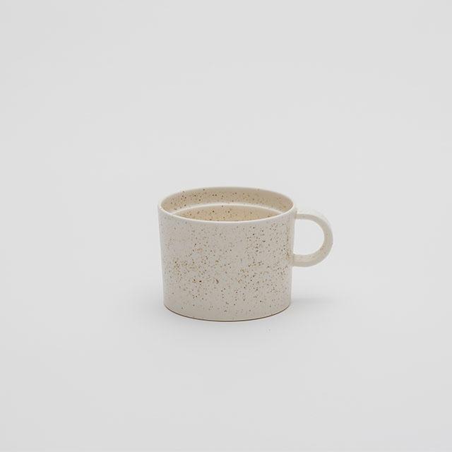 【有田焼】2016/ ビッグゲーム コーヒーカップ L (ホワイトスパークル)