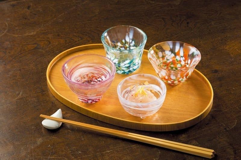 プレゼントにおすすめ津軽びいどろのおちょこ・酒器・グラス8選
