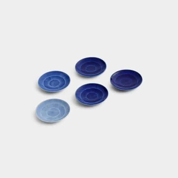 副久製陶所のGOSU豆皿5枚セット