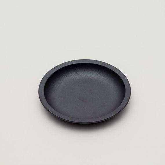 【有田焼】2016/ 柳原 照弘 プレート 140 (ブラック)