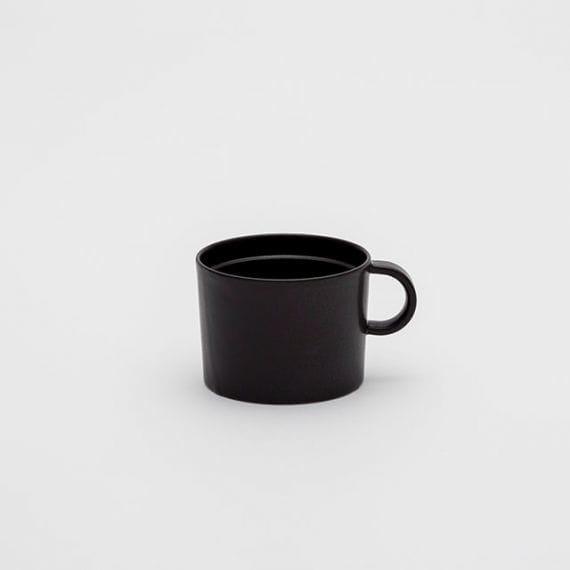 【有田焼】2016/ ビッグゲーム コーヒーカップ L (ブラックマット)