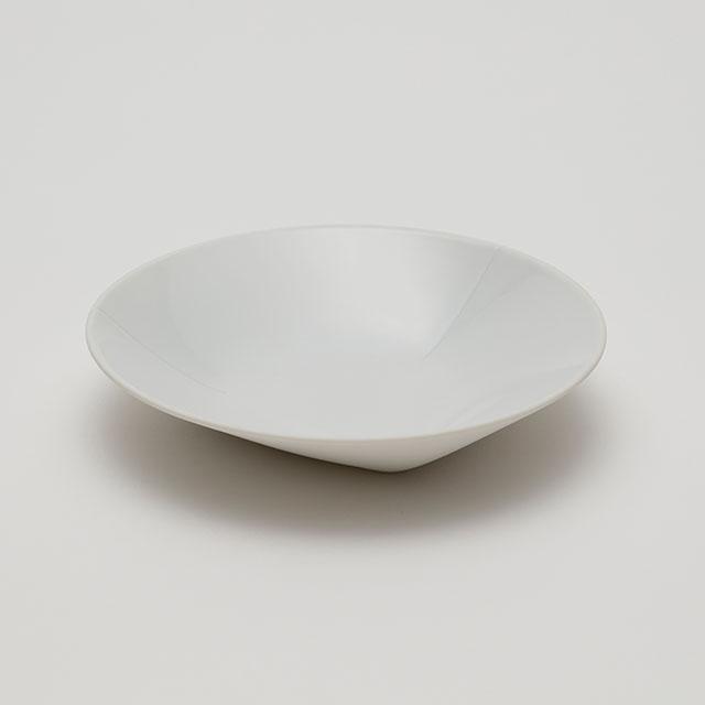 【有田焼】2016/ クリスチャン ハース ディーププレート 150 (ホワイト)