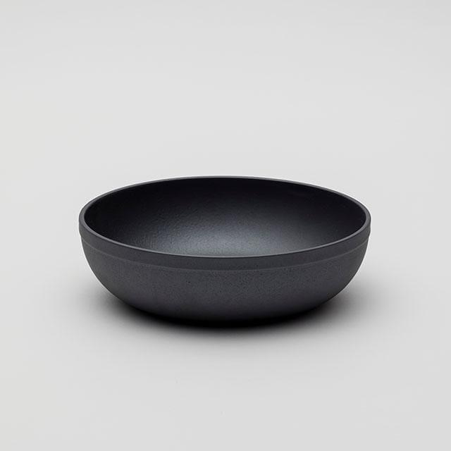 【有田焼】2016/ 柳原 照弘 ボウル 200 (ブラック)