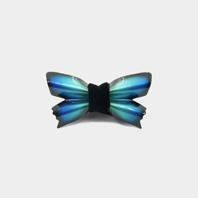 【板金加工】日青工業 蝶ネクタイ Metal Butterfly パピリオユリシス
