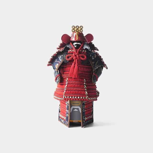 【甲冑】忠保 ボトルアーマーミニ 真田幸村