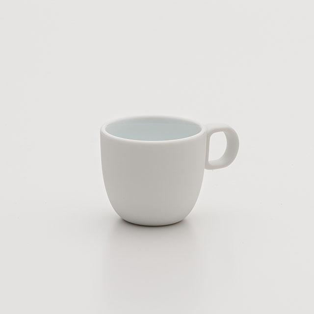 シンプルで手馴染みが良い「エスプレッソカップ」