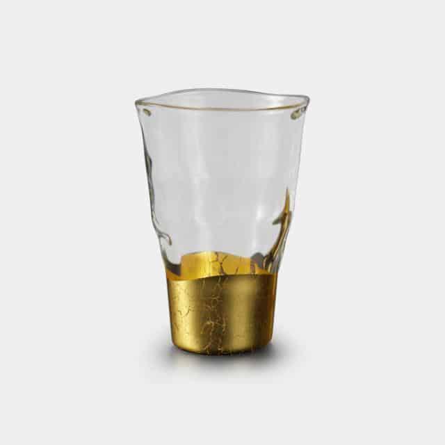 【金沢箔】箔一 貫入 タンブラーグラス