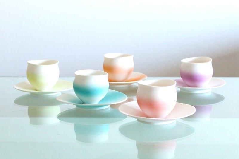 陶芸家のつくる可愛い食器