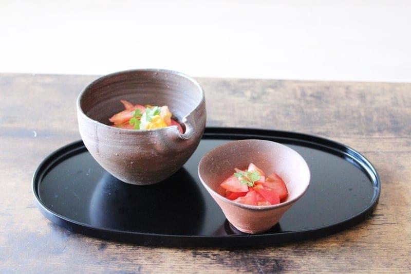 サラダボウルや小鉢に使える備前焼