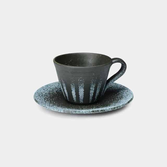 【京焼-清水焼】大日 HiBiKi 釉彩 コーヒーカップ