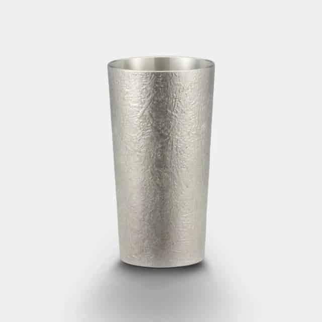 【大阪浪華錫器】大阪錫器 タンブラーかたらい 大