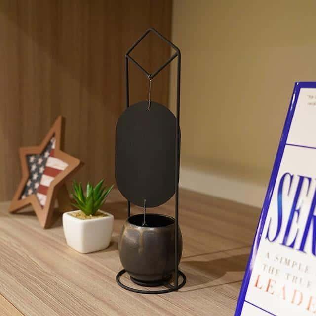 【京焼-清水焼】=K+ 涼の音 置型風鈴