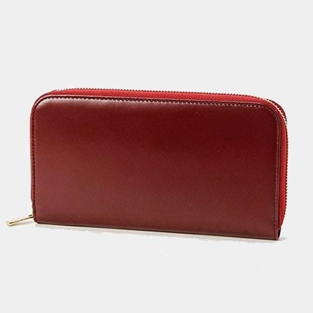 豊富なカラーバリエーションと本格的な作りが魅力の「長財布」