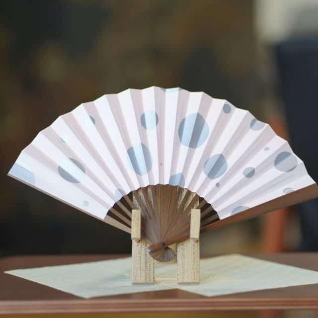 江戸の職人が繋げる伝統の「扇子」