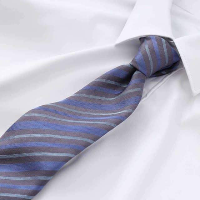 日本最古の伝統技術を継承し作られる「博多織ネクタイ」