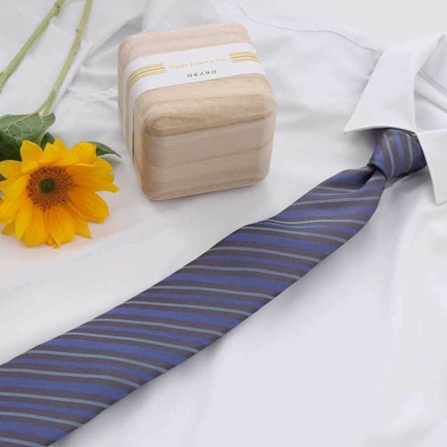 【30代】日本最古の伝統技術を継承した職人がつくる「博多織ネクタイ」