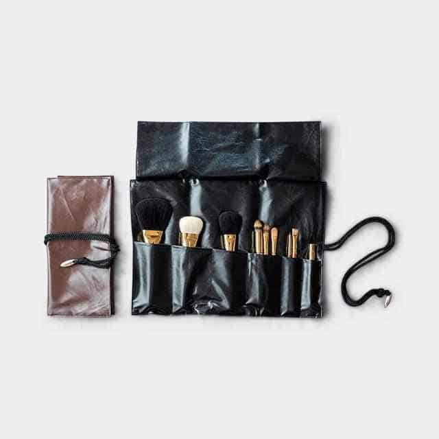 【30代】最高級の肌触りで日本が世界に誇る贈り物「高級化粧筆9本セット」